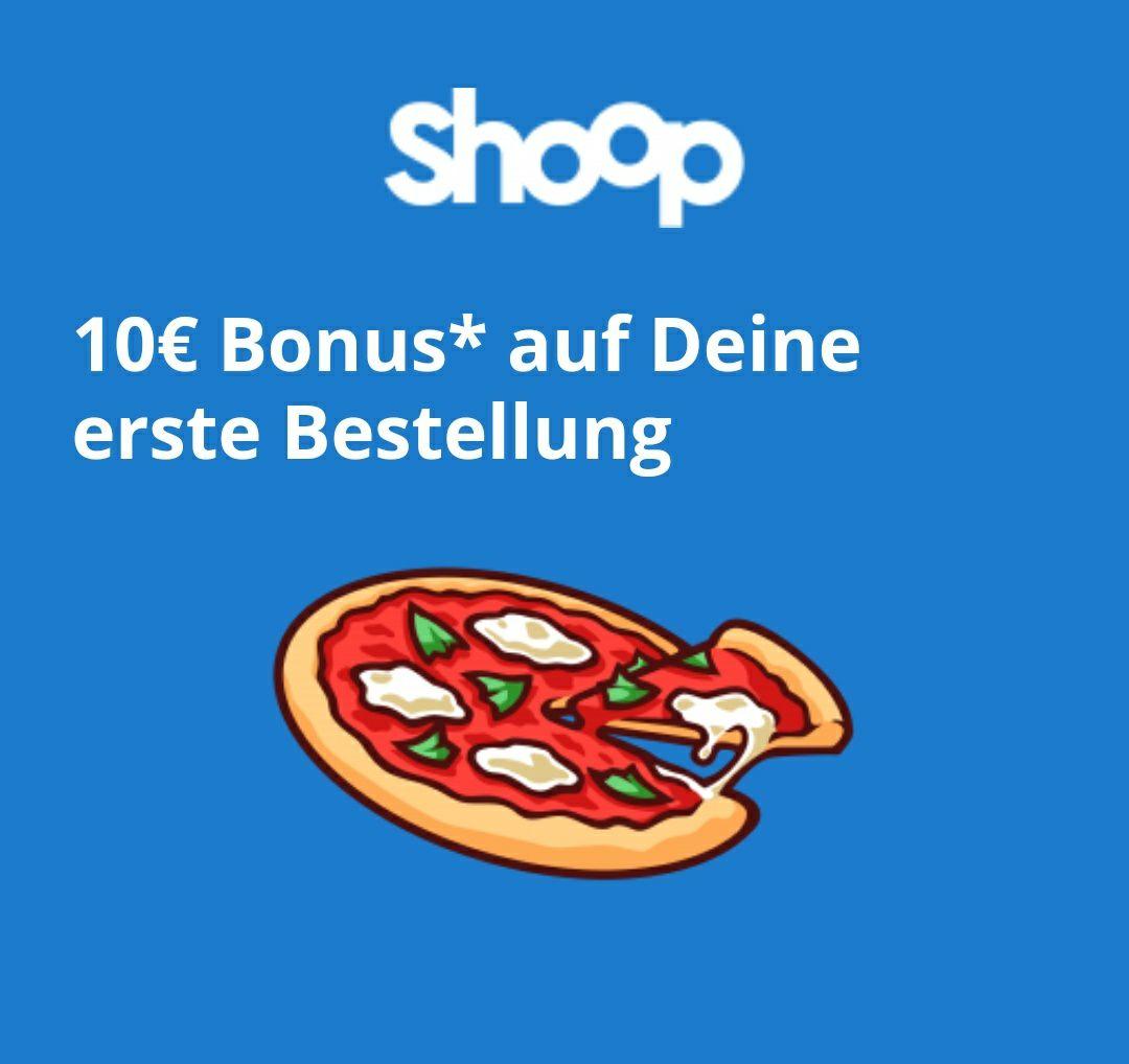 Shoop 10€ Cashback [Neukunden]