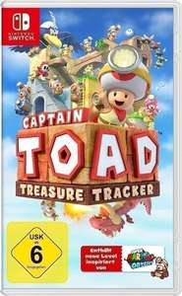 Captain Toad Treasure Tracker (Nintendo Switch) für 25,99€ + Cashback & Punkte (Rakuten/Masterpass)