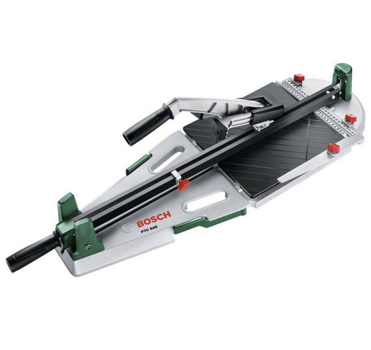 Bosch Fliesenschneider PTC 640