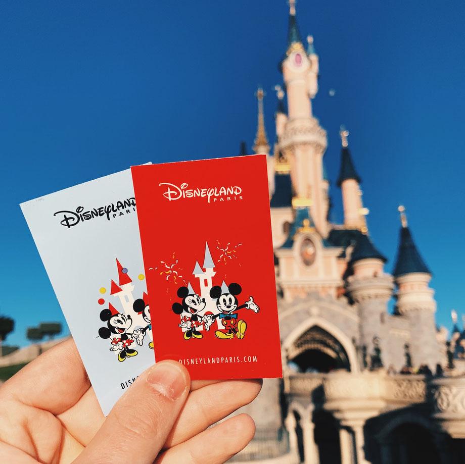 15% Rabatt Get Your Guide z.B. Tagesticket Disneyland Paris (Erwachsene) für 43,35€