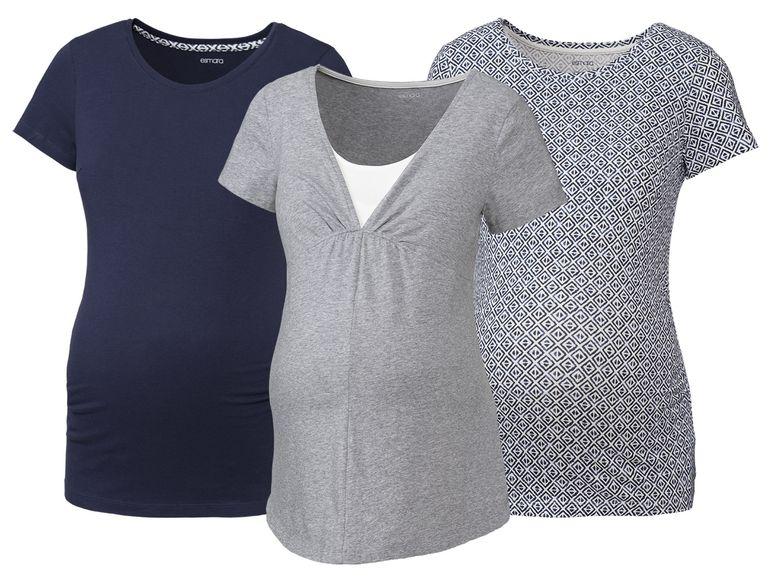 ESMARA® Damen Umstands-Shirt @lidl