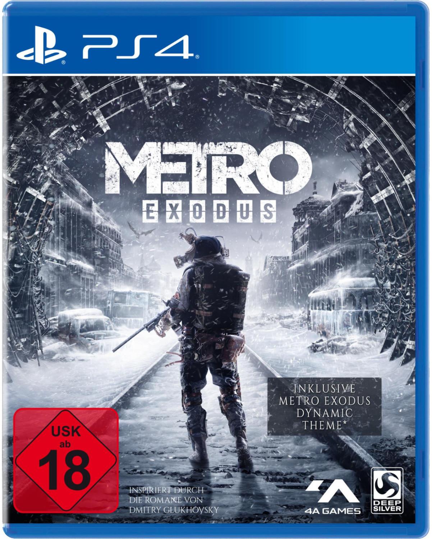 GDD Gaming: z.B. Metro Exodus [PS4/One] - 29€ | Kingdom Come: Deliverance Royal Edition [PS4] - 24€ | Dakar 18 [PS4/One] - 14€ (+ 1,99€ VSK)
