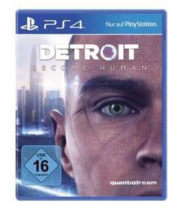 Detroit Become Human & Uncharted: The Lost Legacy (PS4) für je 19,99€ (Real)