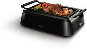 (Ebay Deal ikl. VSK) PHILIPS HD6371/90 Avance Collection raucharmer Infrarottischgrill 232°C