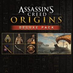 Assassin's Creed Origins & Tom Clancy's: Ghost Recon Wildlands Deluxe-Paket (PS4) für je 3,99€ (PSN Store)