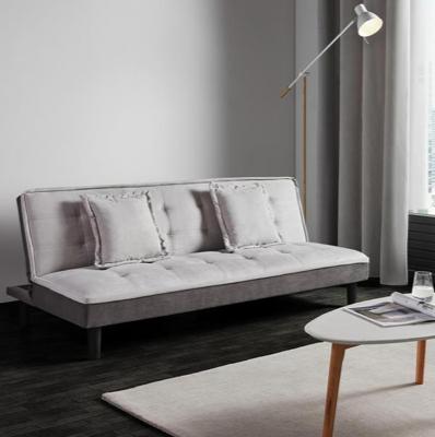35% Rabatt mömax-Onlineshop außer aus Sale, Werbeware und Based-Produkte, z.B. Schlafsofa 'Babette' in Hellgrau