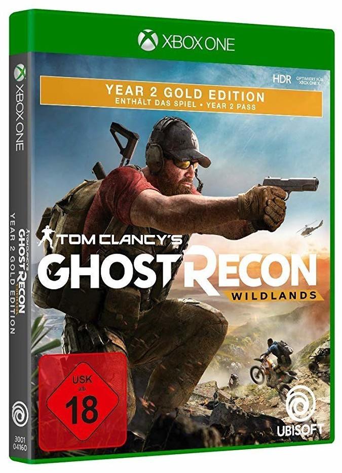 GDD: z.B. Tom Clancy's Ghost Recon Wildlands - Year 2 Gold Edition [Xbox One] für 22€ bei Marktabholung