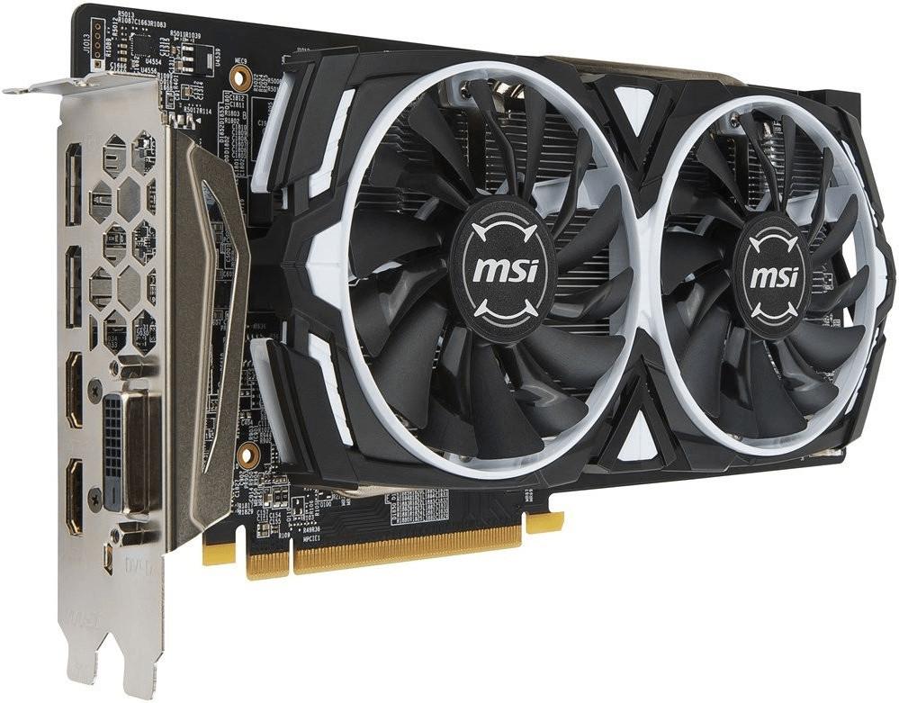 """MSI Radeon RX 580 Armor OC 8GB + 15€ Steam + 1 von 2 Spielen (""""Borderlands 3"""" oder """"Ghost Recon Breakpoint"""") + 3 Monate Xbox Game Pass (PC)"""
