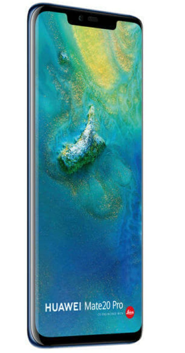 Schweiz, Lokal - Huawei Mate 20 Pro