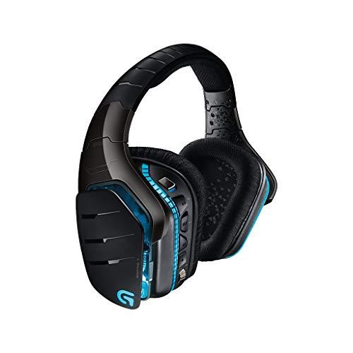 [AMAZON.fr] Logitech G933 Artemis Spectrum Kabelloses 2,4 GHz Gaming-Headset mit 7.1 Surround Sound Pro geeignet für PC Xbox One/PS4 schwarz