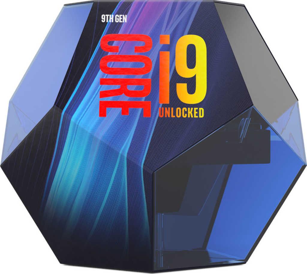 Intel Core i9-9900K 8x3.60GHz Boxed Prozessor