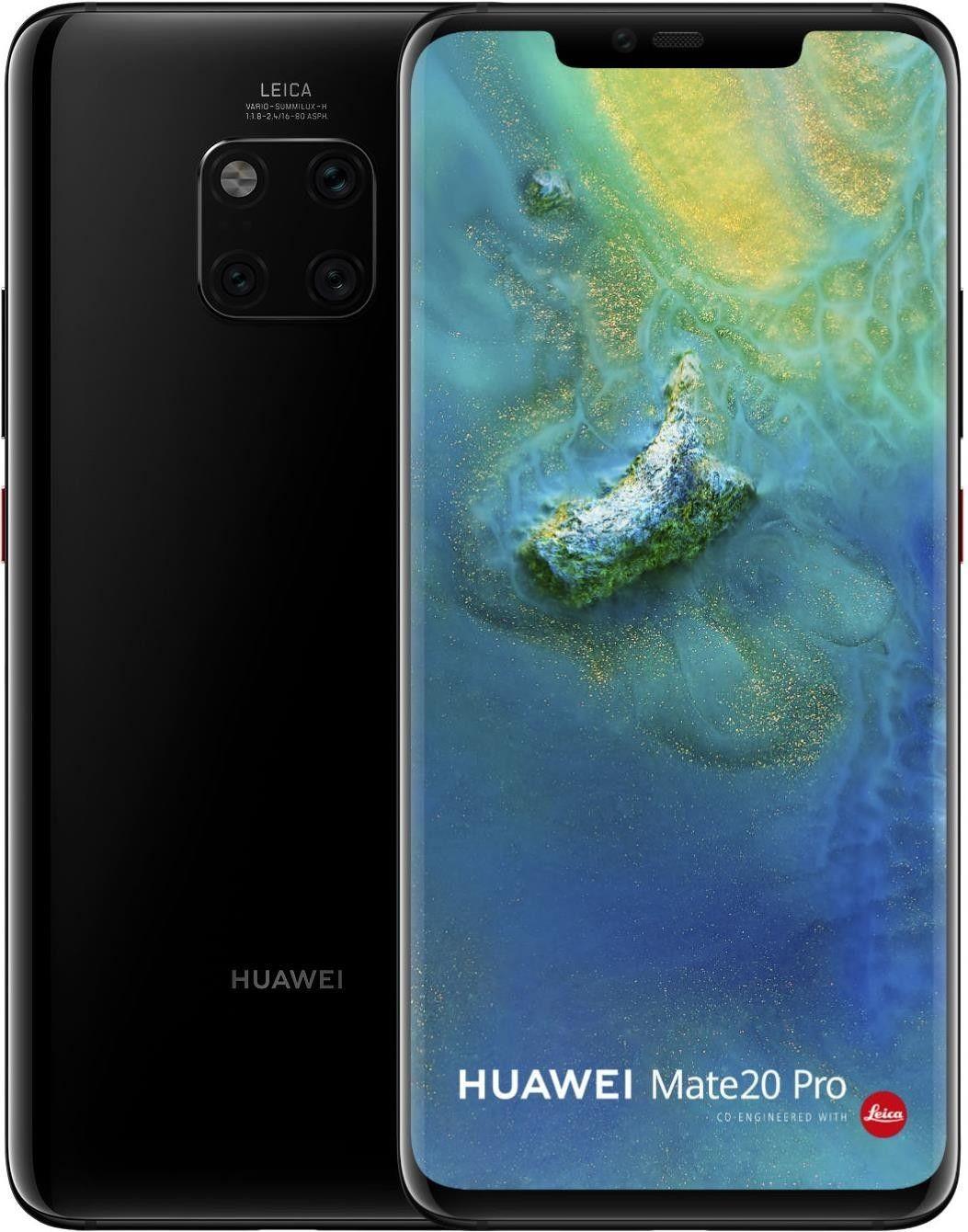 Huawei Mate 20 Pro im SuperSelect (O2, 3GB LTE, Allnet/ SMS) mtl. 14,99€ und einmalig 89€