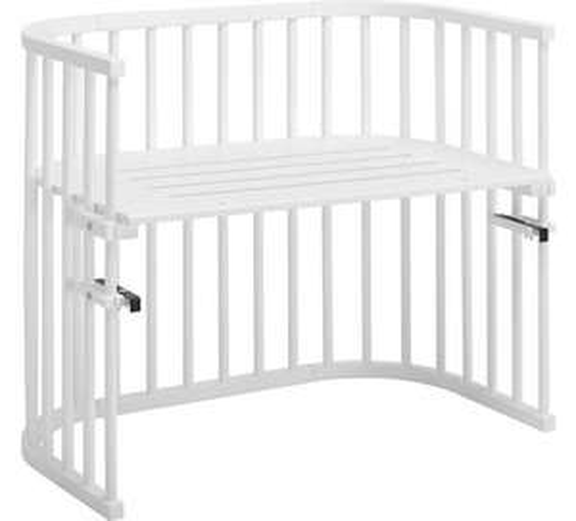Babybay Maxi Weiß - Beistellbett fürs Baby