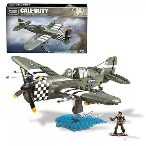 [amazon] Mega Construx - Call of Duty WWII Fighter Strike - FWH38 / Klemmbausteine / Noppensteine / vorbestellen