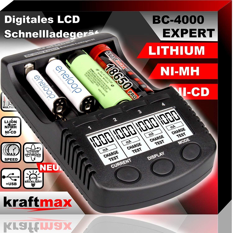 Kraftmax BC-4000 Expert