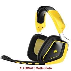 Corsair VOID PRO RGB Wireless Special Edition gelb RGB, 7.1 [neuwertig]