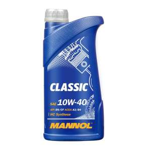 Mannol 10w40 Classic  ab 1,70€/ Liter