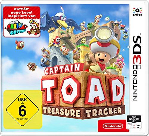 Captain Toad: Treasure Tracker (3DS) für 25,14€ (Amazon Prime & Real)