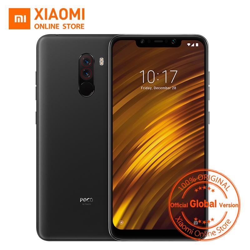 Xiaomi Pocophone F1 (6/128GB Speicher, schwarz, SD845, Global) [DHgate]