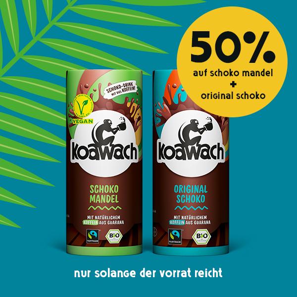 Koawach Schoko Mandel / Original Schoko