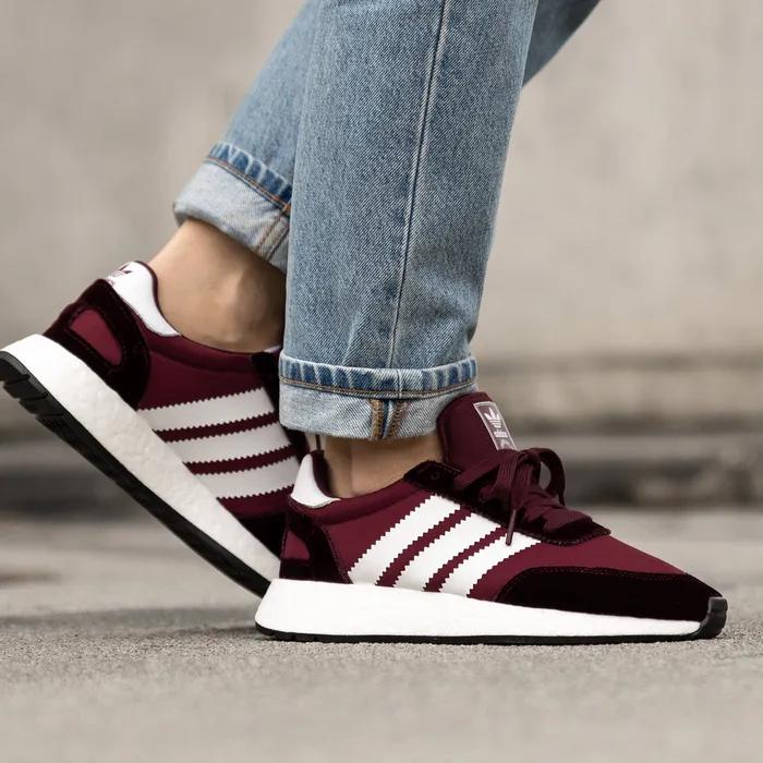adidas I-5923 Damen Sneakers in Burgundy (Gr. 36-40)