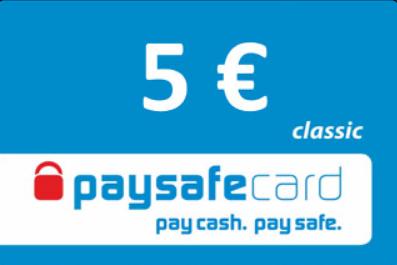 Bei My Paysafecard registrieren und 5€ Paysafecard Guthaben für Twitch bekommen