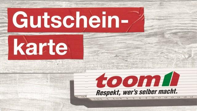10€ Toom Gutschein durch Anmeldung bei Wüstenrot Immobilienportal