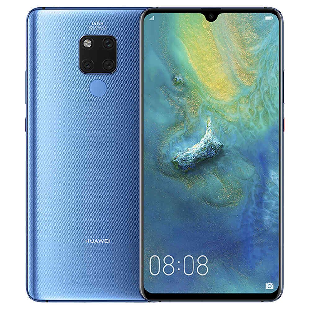 "Huawei Mate 20 X (4G) Smartphone 7.2"" - AMOLED, Kirin 980, 6GB, 128GB, 5000mAh, Midnight Blue"