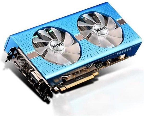 Sapphire NITRO+ Radeon RX 590 Special Edition 8 GB OC Grafikkarte (Computeruniverse & Notebooksbilliger)