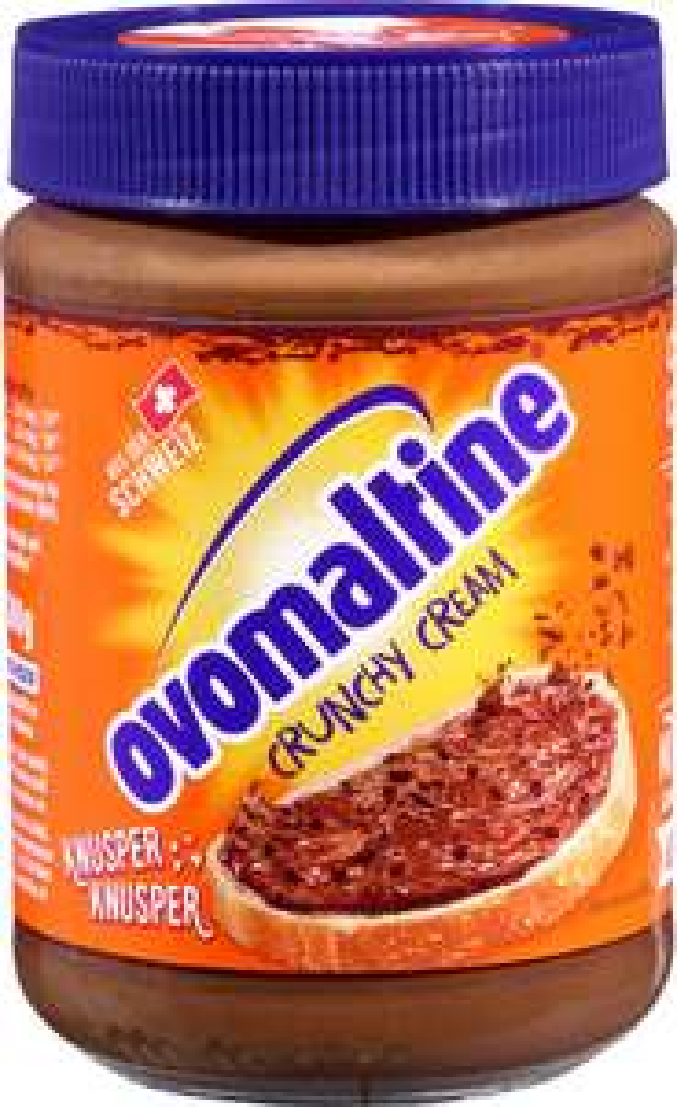 [Lokal: Kaufland] Ovomaltine Crunchy Cream