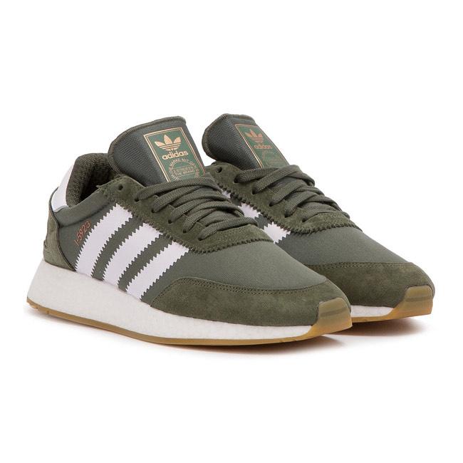 adidas Originals I-5923 Runner Sneaker Olive