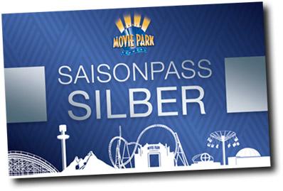(Black November Sale) Movie Park Jahreskarten Silber & Gold 15€ rabattiert
