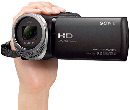 [amazon.de] Sony HDR-CX450 Full HD Camcorder zum fairen Preis