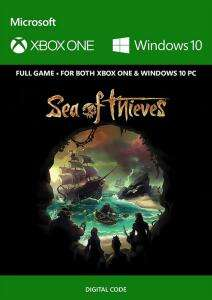 Sea of Thieves (Xbox One/PC Play Anywhere) für 16,16€ (CDkeys)