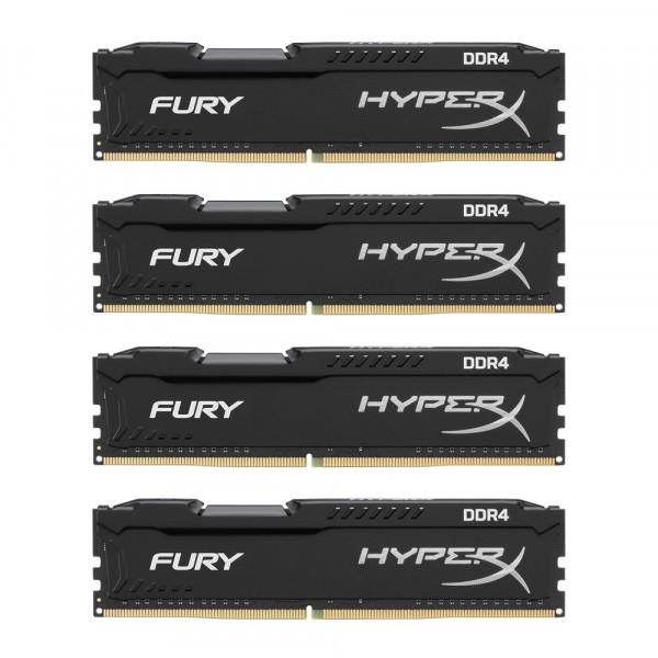 Kingston HyperX FURY Black 32GB DDR4 2.133MHz CL14 DIMM KIT