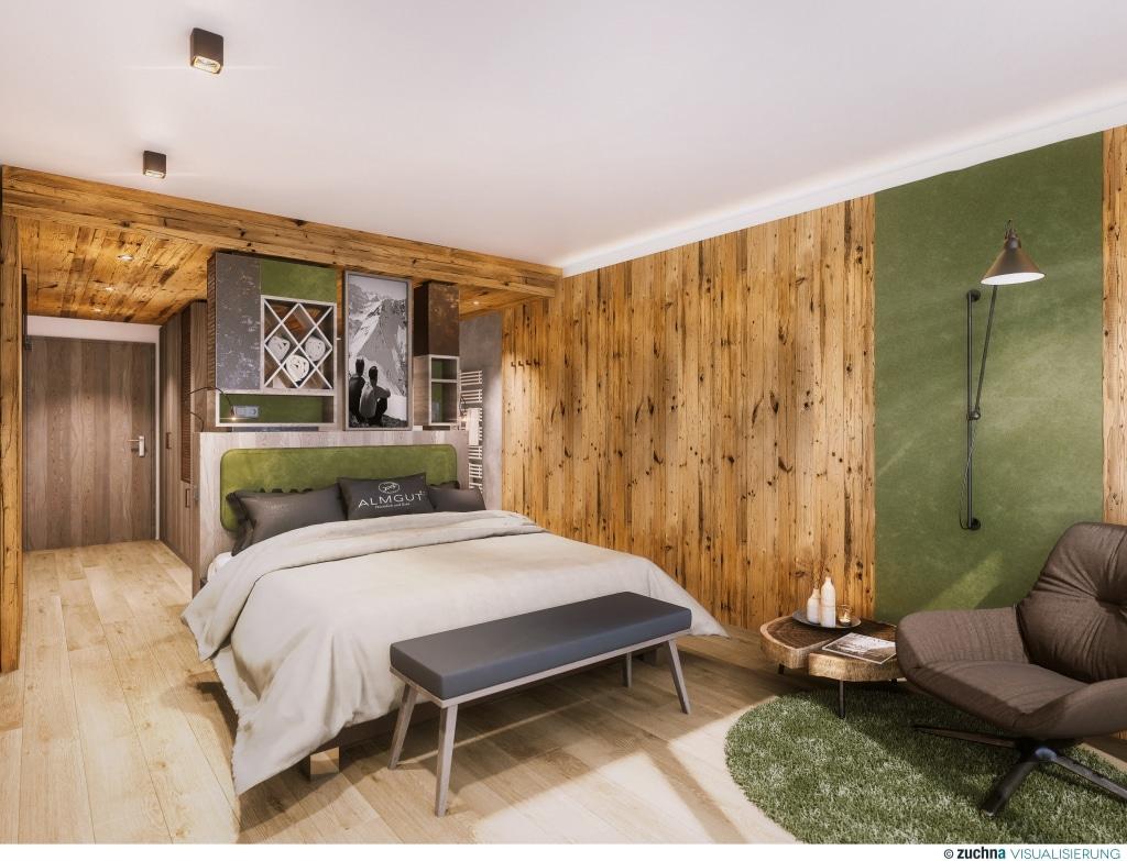 4*S Almgut Mountain Wellness Hotel, Salzburger Land, 2 Nächte und Personen, nach Neueröffnung/Umbau