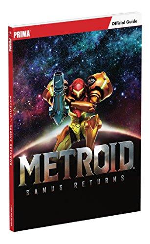 [amazon.de] Metroid: Samus Returns, Destiny 2, Final Fantasy XV u.a. Prima Games Lösungsbücher in Englisch ab 5,55 € (Prime versandfrei)