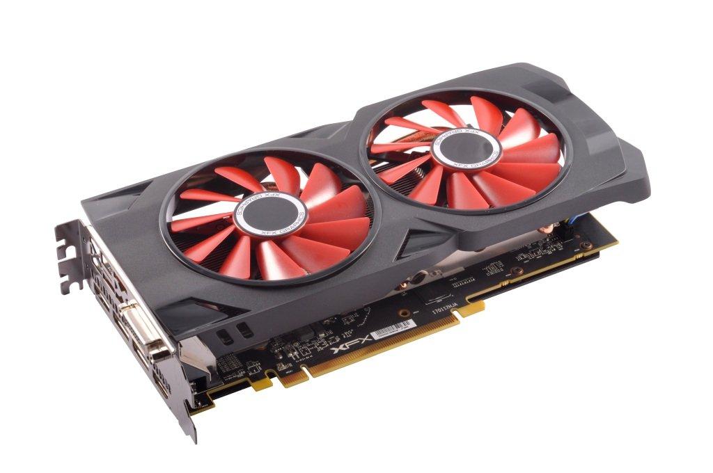 XFX AMD Radeon RX 570 RS Black Edition 8GB GDDR5 Grafikkarte - DVI/HDMI/3x DisplayPort