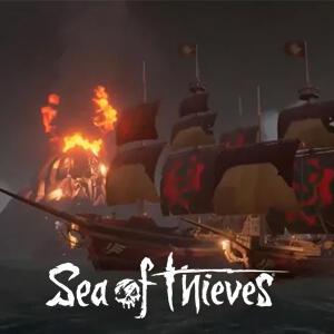Gears of War Omen-Schiffsset für Sea of Thieves (Xbox One) kostenlos