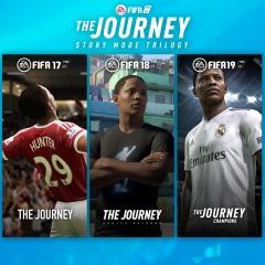FIFA The Journey-Trilogie standardversion FIFA 17 + FIFA 18 + FIFA 19 (Xbox One) für 11,99€ (Xbox Store Live Gold)