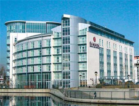 [United Kingdom] Ramada Hotels Adventskalender Pfund 30,- incl. Breakfast fürs DZ