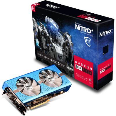 [Paydirekt] Sapphire Nitro+ Radeon RX 590 8GB Special Edition inkl. Borderlands 3 oder Ghost Recon