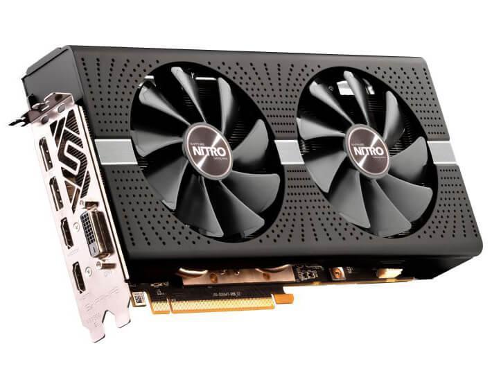 Sapphire Nitro+ Radeon RX 590 8GB