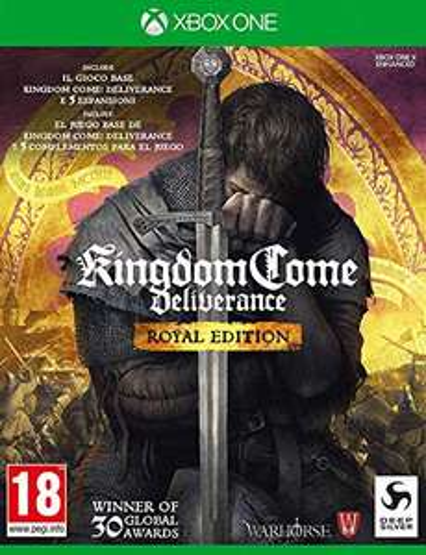 Kingdom Come: Deliverance Royal Edition (Xbox One & PS4) für je 23,57€ (Amazon IT)