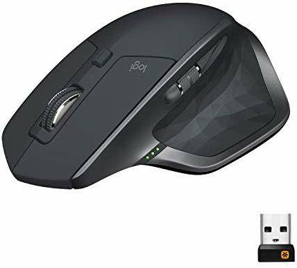 Logitech MX Master 2S Kabellose Bluetooth Maus (Amazon.it)
