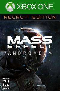 Mass Effect: Andromeda - Standard Recruit Edition (Xbox One) für 5,99€ (Xbox Store Live Gold)