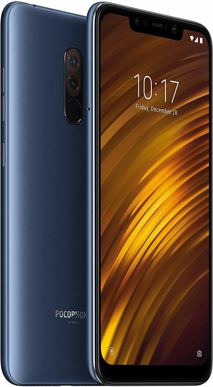Xiaomi Pocophone F1 64/6GB - Snapdragon 845 - 4000mAh Akku   V&V durch Amazon