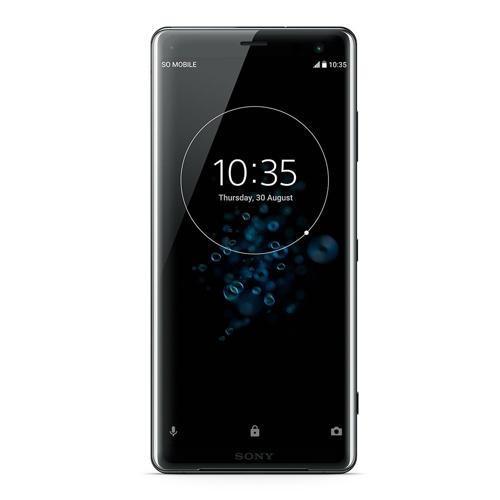 Sony Xperia XZ3 Dual-Sim Liquid Black 6-Zoll-OLED-Display mit QHD+ und HDR