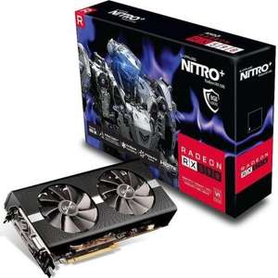 Sapphire Nitro+ Radeon RX 590 8GB + Gratis Spiel