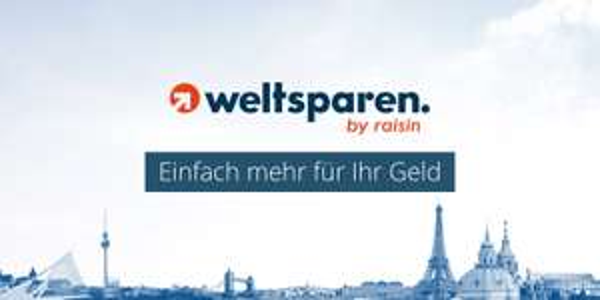 0,9% Zinsen für 1 Jahr Festgeld ab 10.000€ bei der deutschen Greensnill Bank (über Weltsparen)